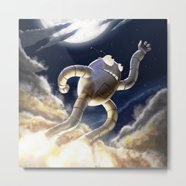 Highest 5 Ever Metal Print