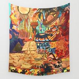 Stolen Goods Wall Tapestry
