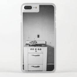 Barkman Kitchen, Arena, North Dakota 7 Clear iPhone Case