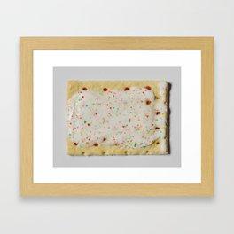 Dessert for Breakfast Framed Art Print