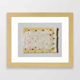Dessert for Breakfast Framed Art Print