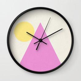 Roll Wall Clock