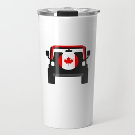 Jeep  'CANADA' rearview Travel Mug