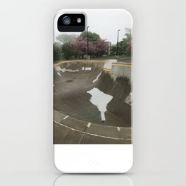 Skate the Bowl!  iPhone Case