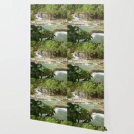 Zen Waterfalls Harmony #2 Wallpaper