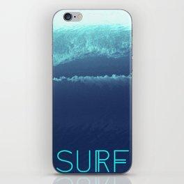 Gone Surfing iPhone Skin