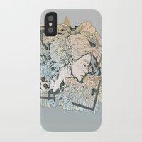 frames iPhone & iPod Cases featuring BROKEN FRAMES by Cassidy Rae Marietta