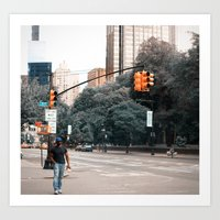 Swagger ∆ Art Print