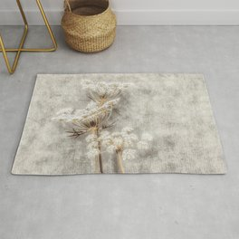 French Country Queen Anne's Lace Rug