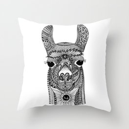Wanaku Throw Pillow