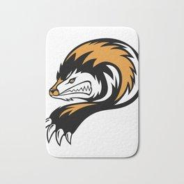 Detroit Honey Badgers - 2017 Logo Bath Mat