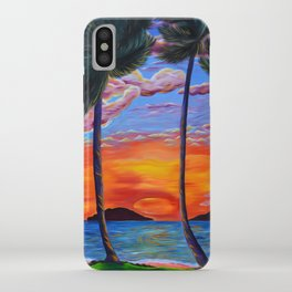 Majestic Maui Moment iPhone Case