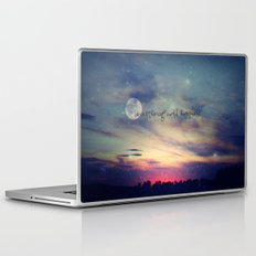 Anything could happen Laptop & iPad Skin