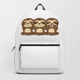 Sloths Backpack