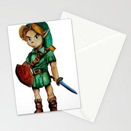 Zelda - Link Stationery Cards