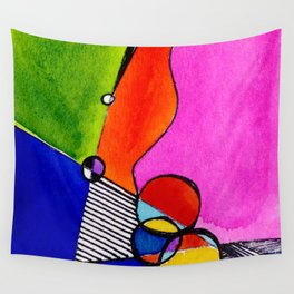 Magical Thinking 7A1 by Kathy Morton Stanion Wall Tapestry