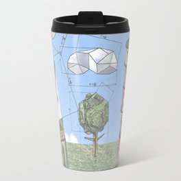 Modest Mouse - Building Nothing Out of Something Travel Mug