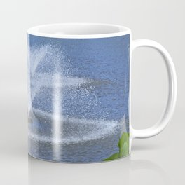 Ornamental Splash Coffee Mug