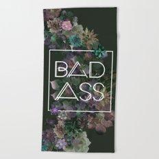BADASS Beach Towel