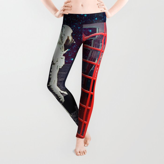 Phone Box Leggings