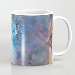 It was an act of love that created the things that control us. Coffee Mug