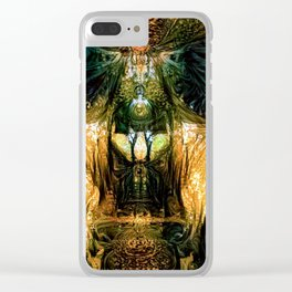 Zee Path Clear iPhone Case