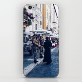 War and Peace iPhone Skin