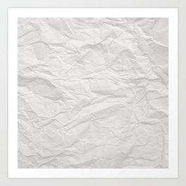 Salvaged Art Print