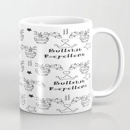 Bullshit Repellent Coffee Mug