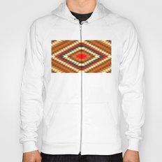 american native traditional ethnic costume motif seamless pattern Hoody