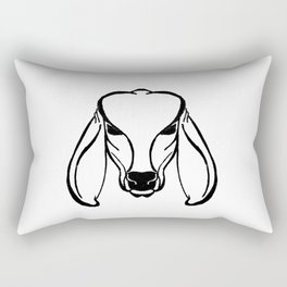 Brahman Rectangular Pillow
