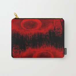 RED MOON FOREST Carry-All Pouch