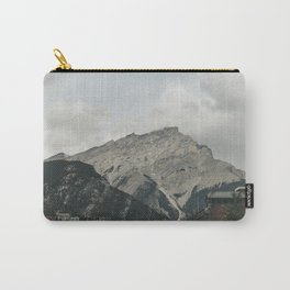 Downtown Banff Carry-All Pouch