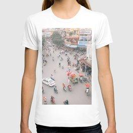 Traffic in Hanoi T-shirt