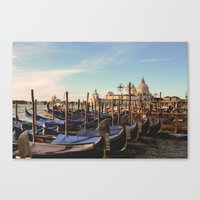 venice Canvas Prints featuring Venice by Lorenzo Bini