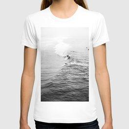 LETS SURF VIII / Manhattan Beach, California T-shirt