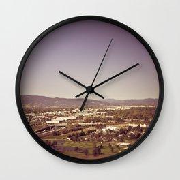 medford oregon Wall Clock