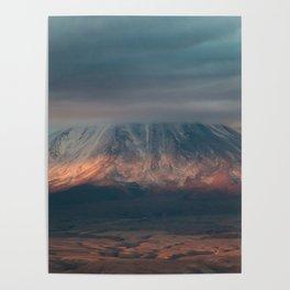 Licancabur Volcano Poster