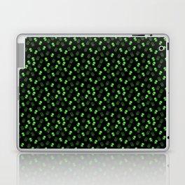 Aliens-Green Laptop & iPad Skin