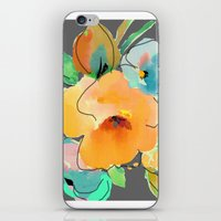 fall iPhone & iPod Skins featuring fall by Ariadne