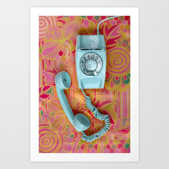It's for you ... Art Print