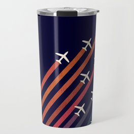 Aerial acrobat Travel Mug