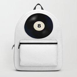 8 Ball Backpack