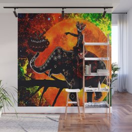 ELEPHANT ADVENTURE Wall Mural