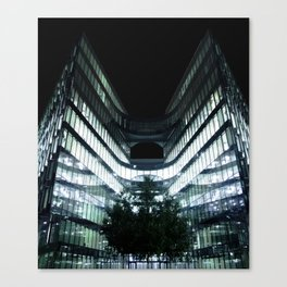 More London Place - Night Canvas Print