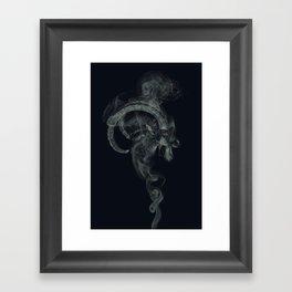 BlackPhillip /Reborn Framed Art Print