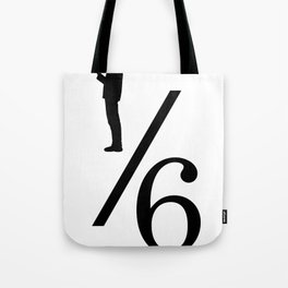 One Sixth Ism Tote Bag
