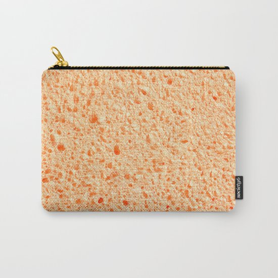 Sponge surface Carry-All Pouch