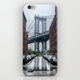 DUMBO, Brooklyn NY iPhone Skin