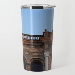 Set Aglow - Plaza de Espana, Seville Travel Mug